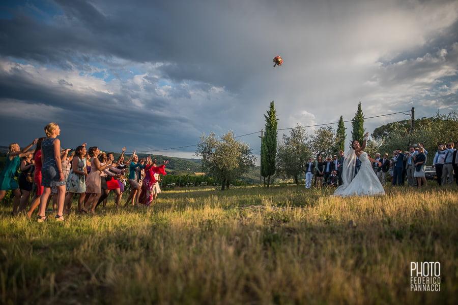 wedding in fattoria di rignana, Art & Chrysanta Wedding in Chianti, Federico Pannacci