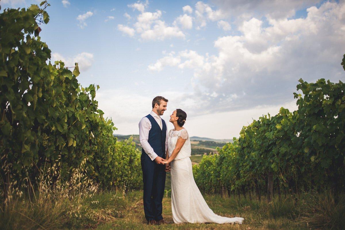 Wedding in Fattoria e Villa di Rignana | S+T 27