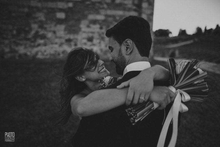 Vale & Nicco Wedding in Volte di Vicobello 98