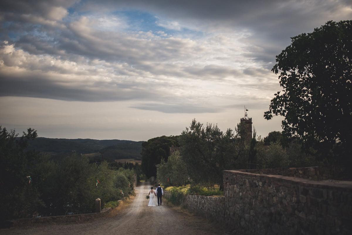 Wedding in Fattoria e Villa di Rignana | S+T 34