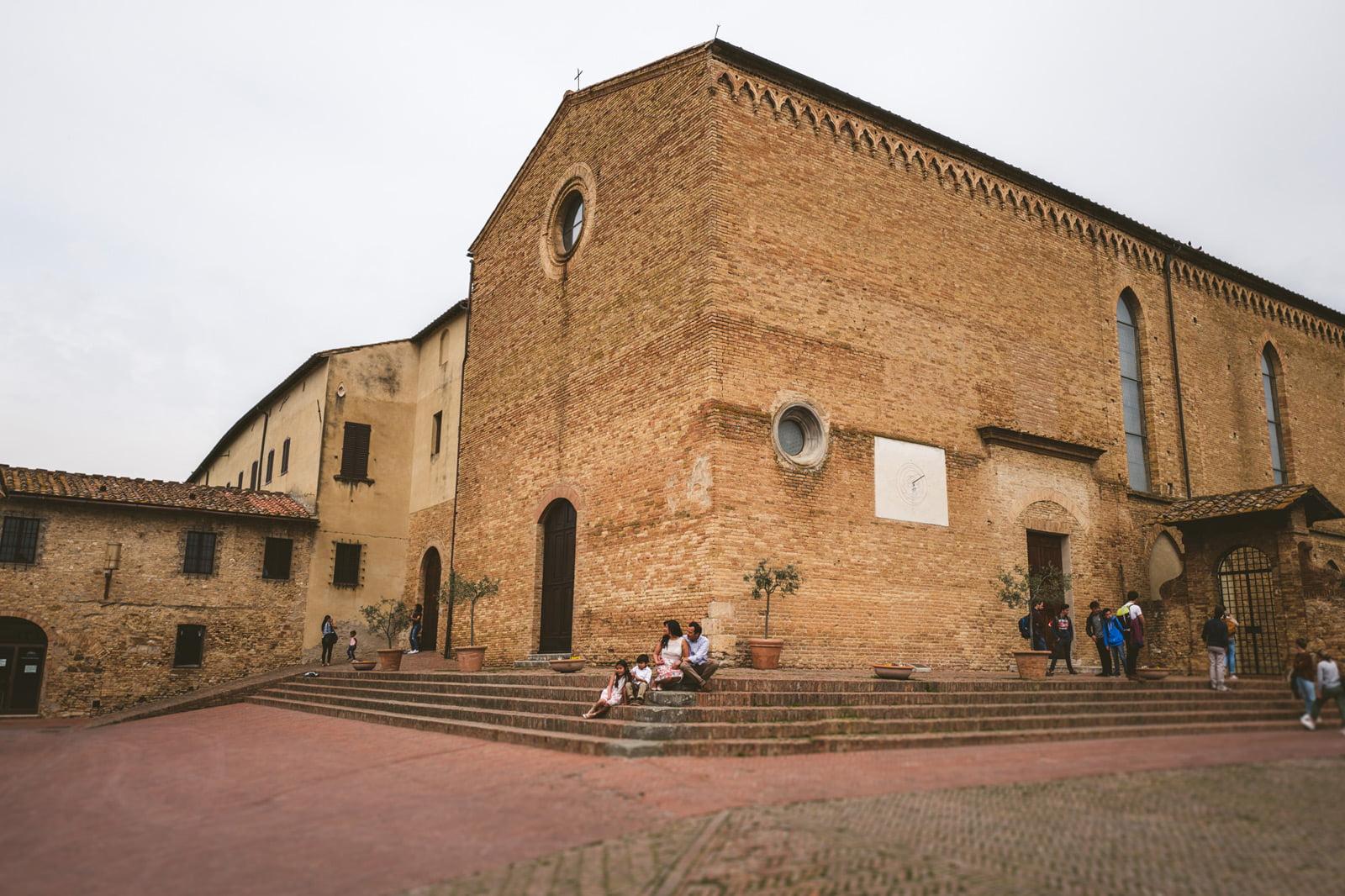 San Gimignano, Family Portrait San Gimignano, Federico Pannacci, Federico Pannacci