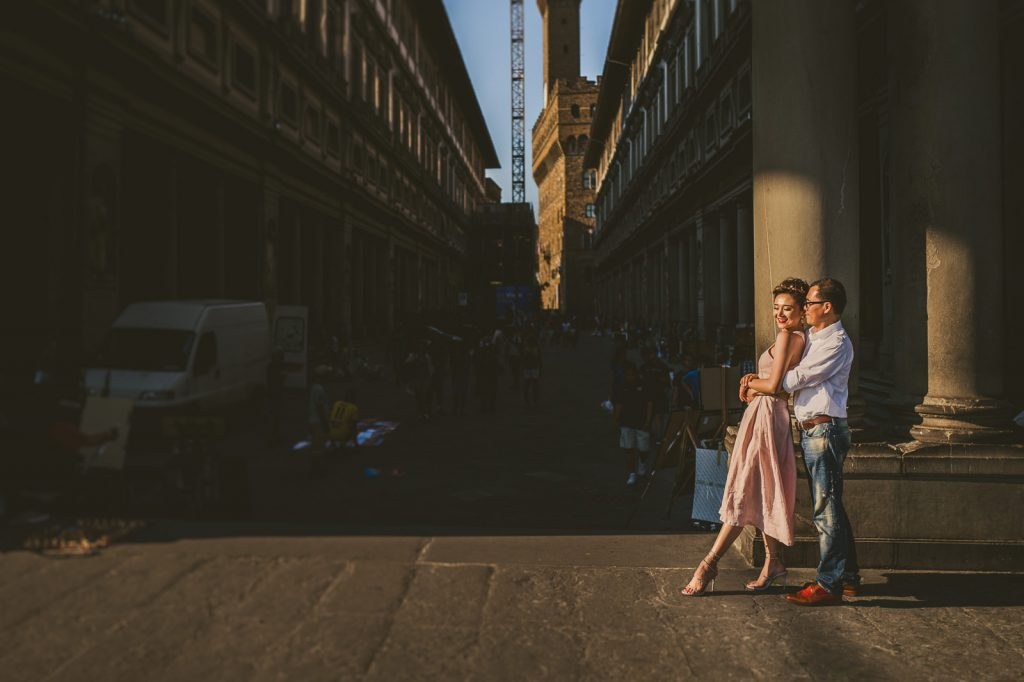 Wedding Proposal in Florence 41
