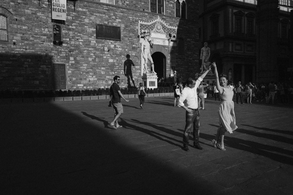 Wedding Proposal in Florence 34