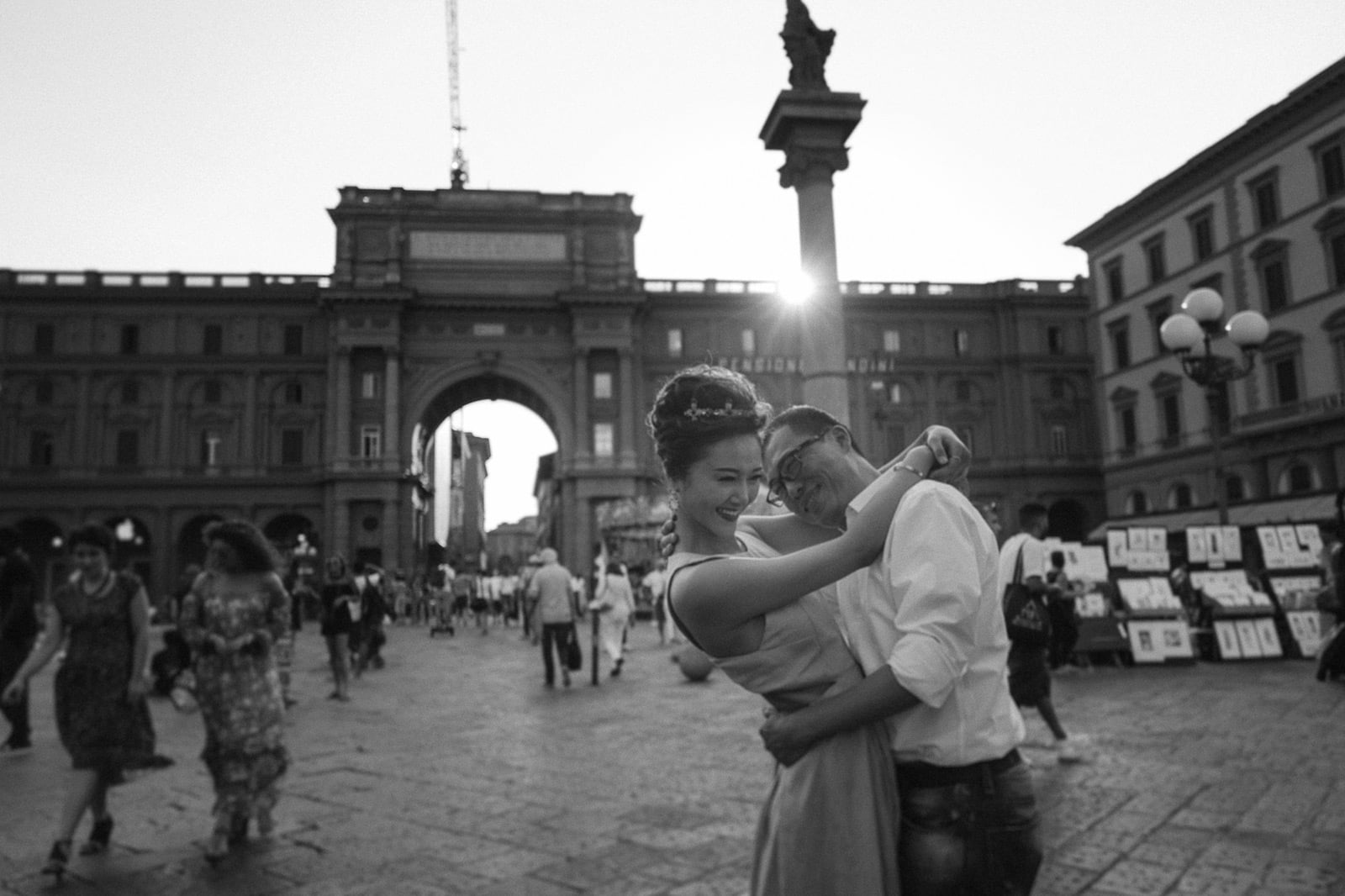 Wedding Proposal in Florence 28