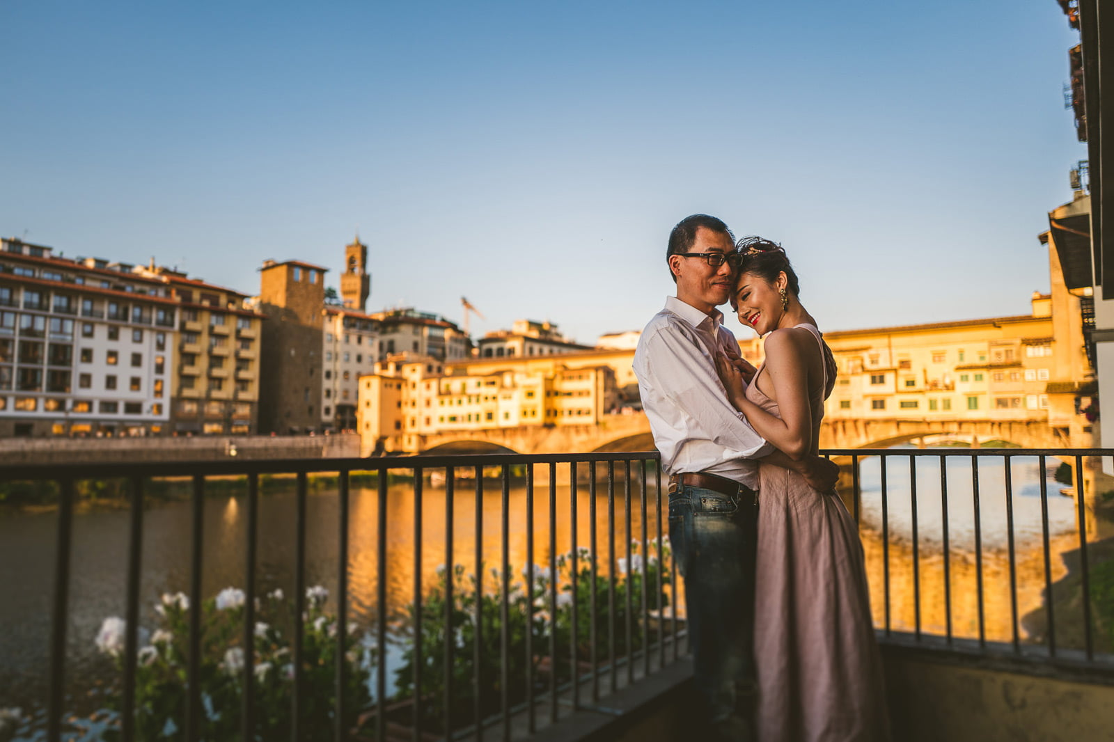 Wedding Proposal in Florence 18