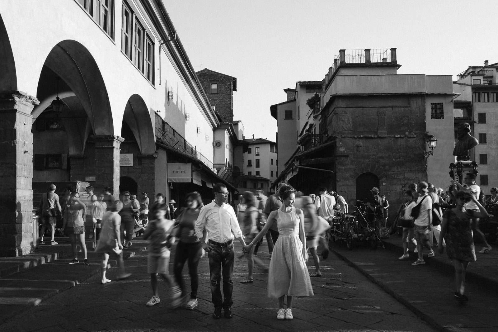 Wedding Proposal in Florence 12