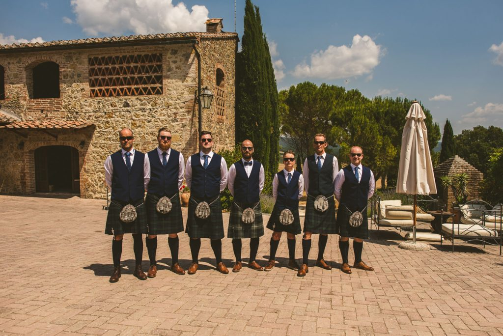The Scottish Wedding in San Galgano Abbey - Federico Pannacci 8