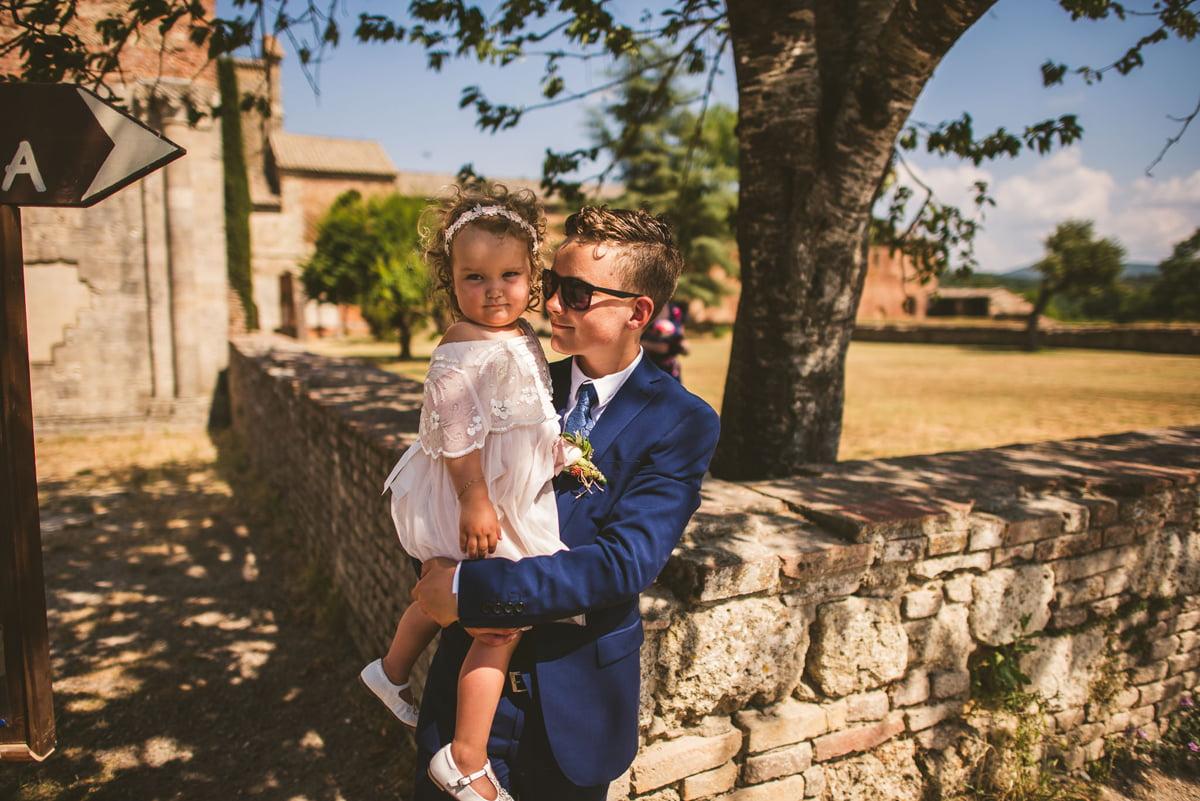 The Scottish Wedding in San Galgano Abbey - Federico Pannacci 17