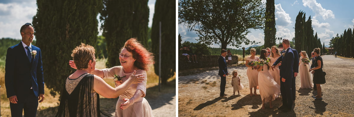 The Scottish Wedding in San Galgano Abbey - Federico Pannacci 21