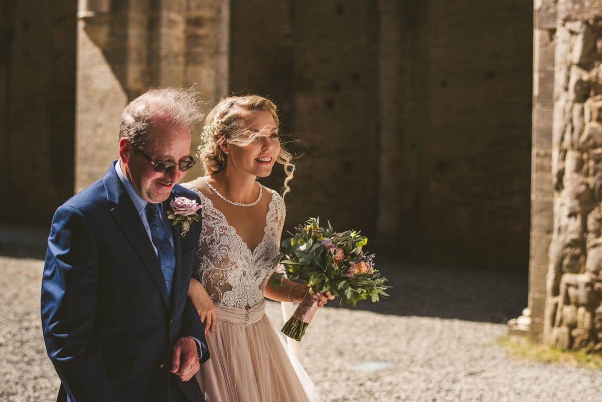 The Scottish Wedding in San Galgano Abbey - Federico Pannacci 26