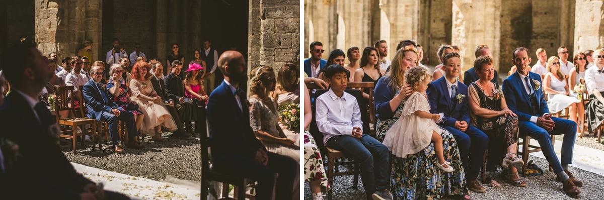 The Scottish Wedding in San Galgano Abbey - Federico Pannacci 28