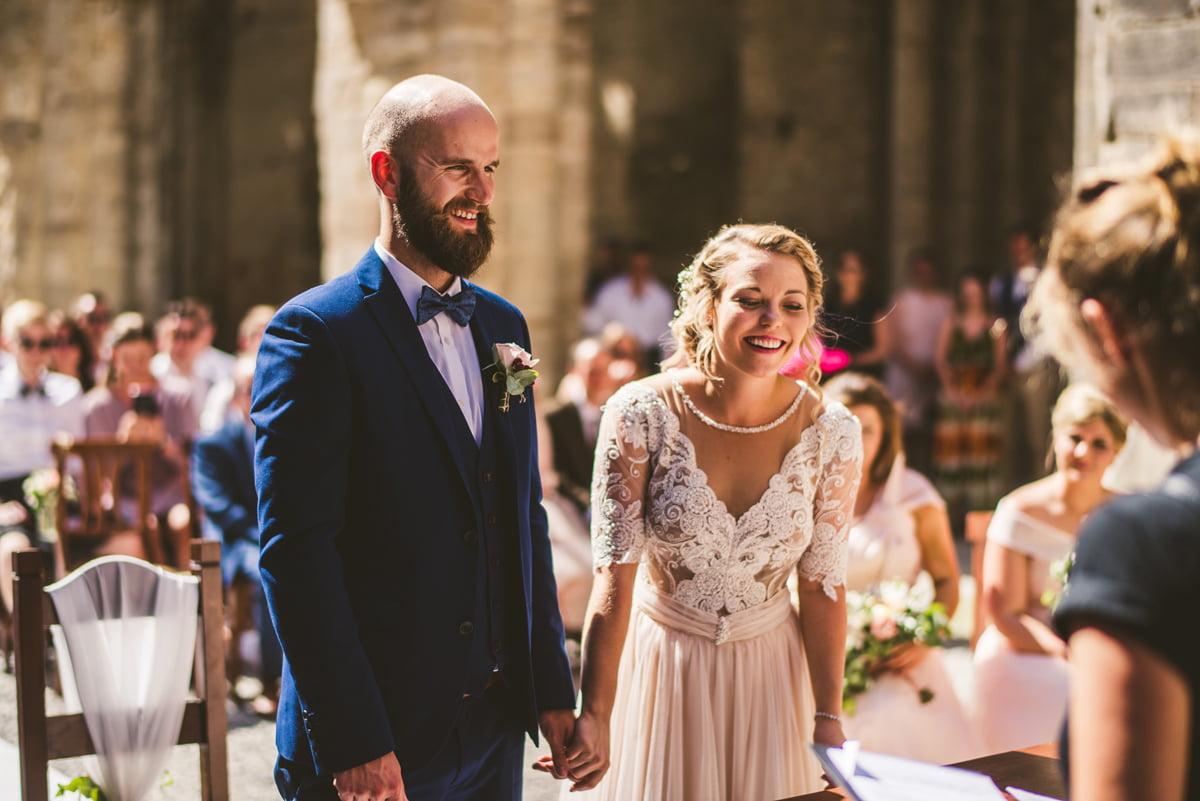 The Scottish Wedding in San Galgano Abbey - Federico Pannacci 32