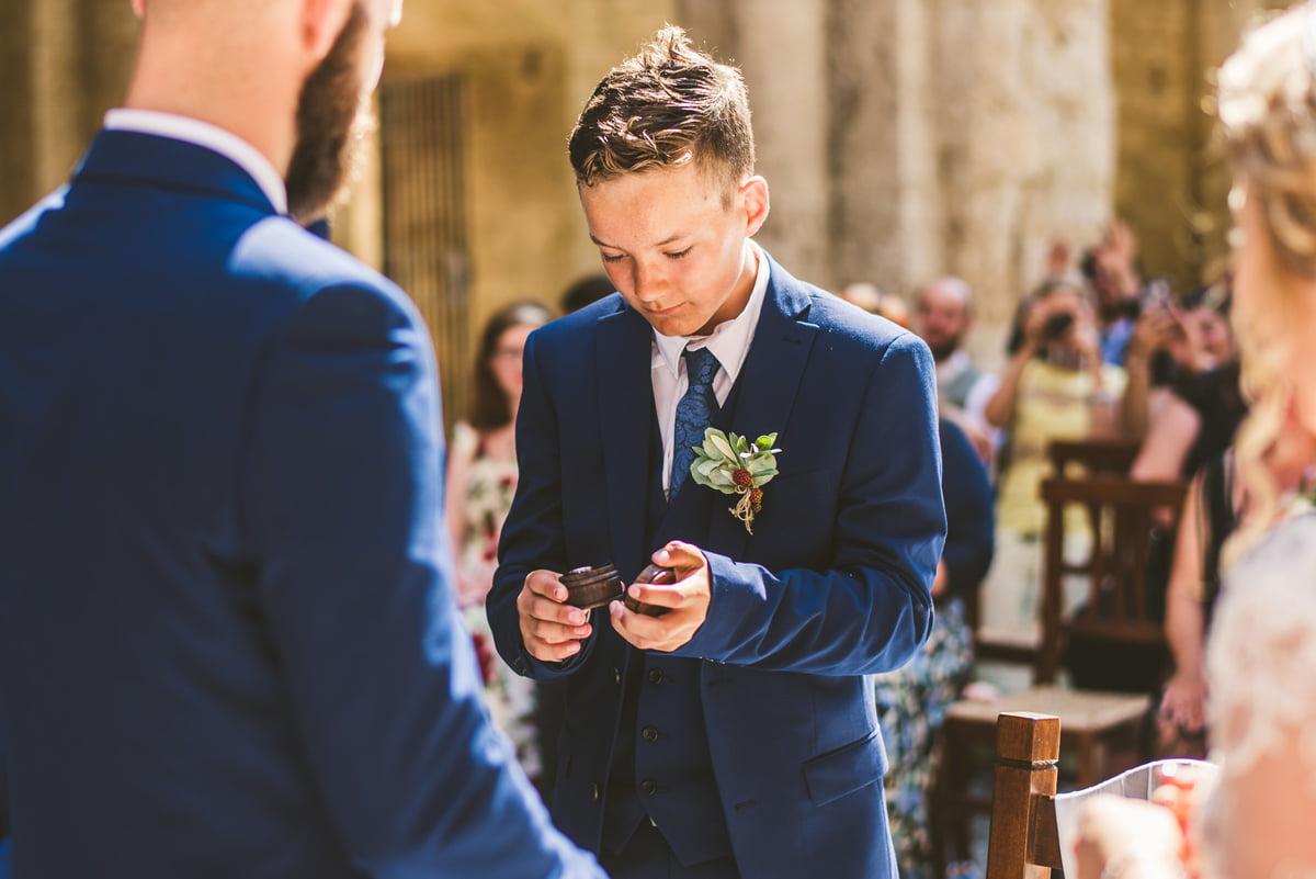 The Scottish Wedding in San Galgano Abbey - Federico Pannacci 35