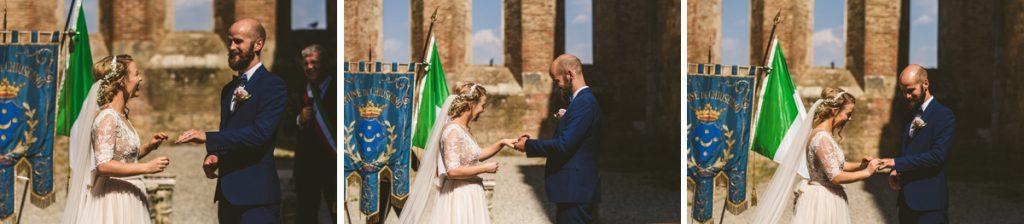 The Scottish Wedding in San Galgano Abbey - Federico Pannacci 36