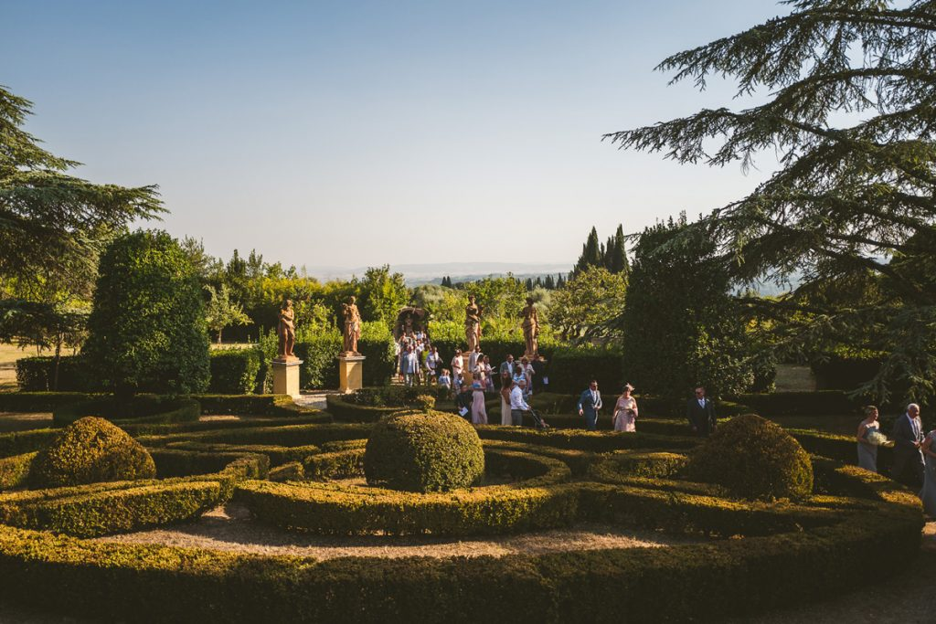Wedding at Villa Catignano by Federico Pannacci Photography 40