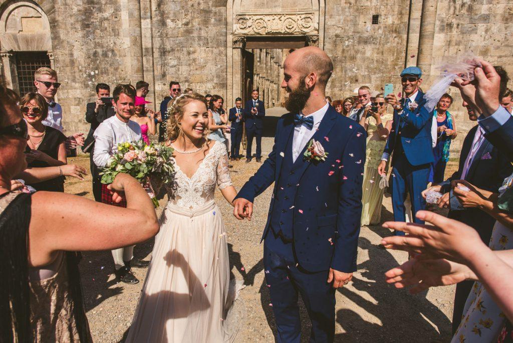 The Scottish Wedding in San Galgano Abbey - Federico Pannacci 46