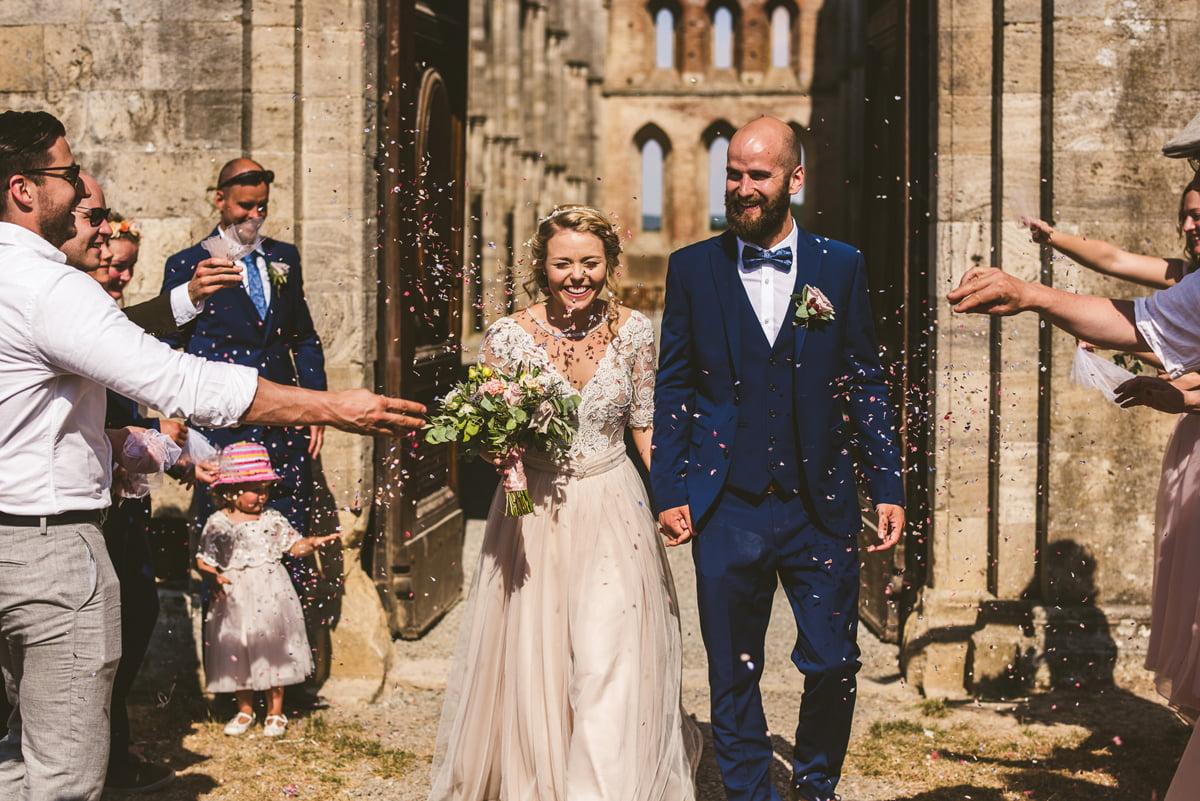 The Scottish Wedding in San Galgano Abbey - Federico Pannacci 47