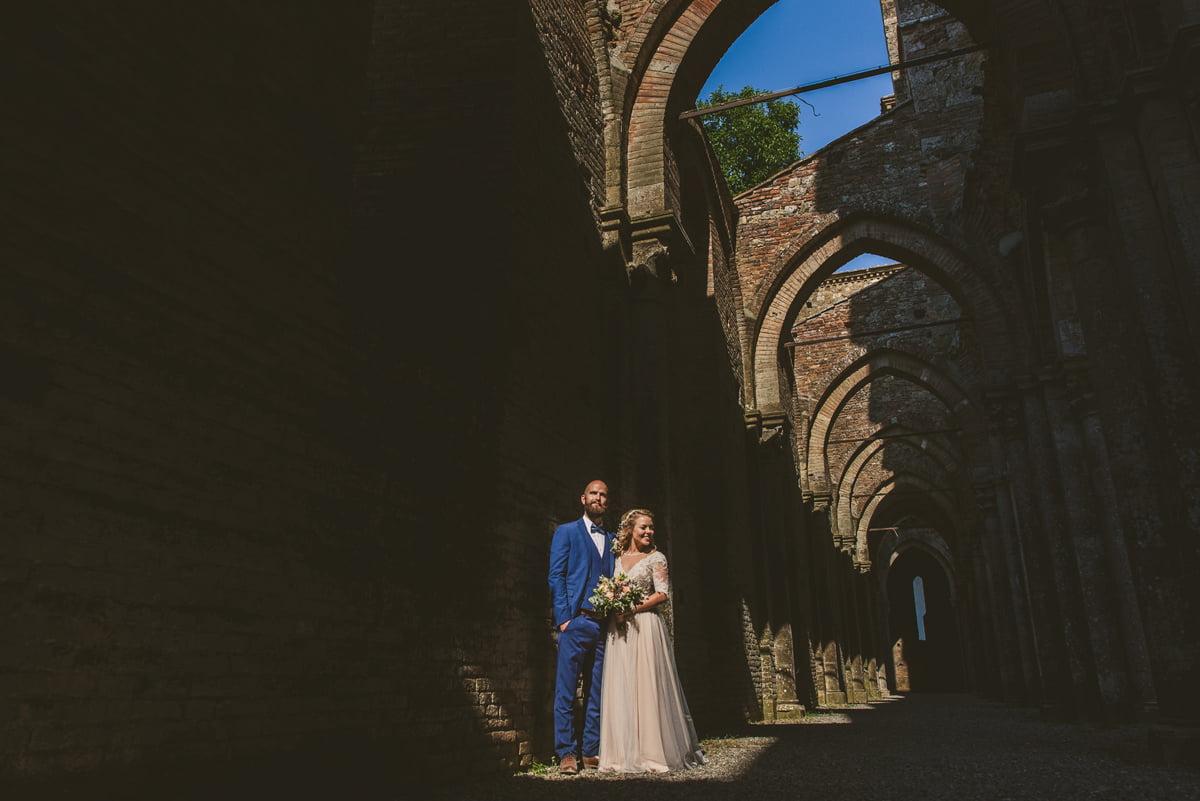 The Scottish Wedding in San Galgano Abbey - Federico Pannacci 48