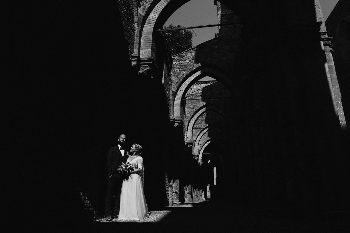 The Scottish Wedding in San Galgano Abbey - Federico Pannacci 49