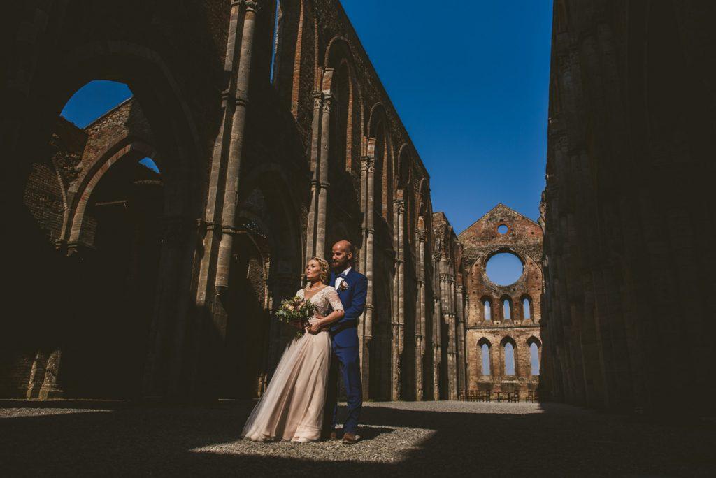 The Scottish Wedding in San Galgano Abbey - Federico Pannacci 52
