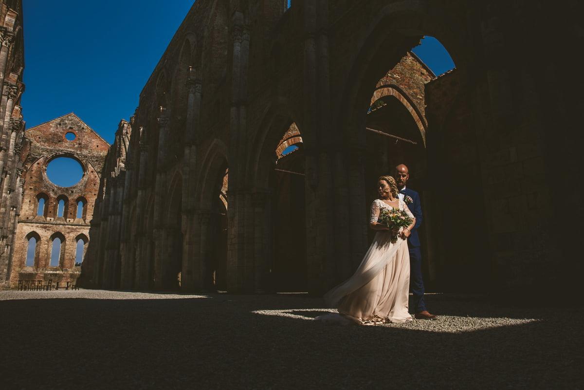 The Scottish Wedding in San Galgano Abbey - Federico Pannacci 53