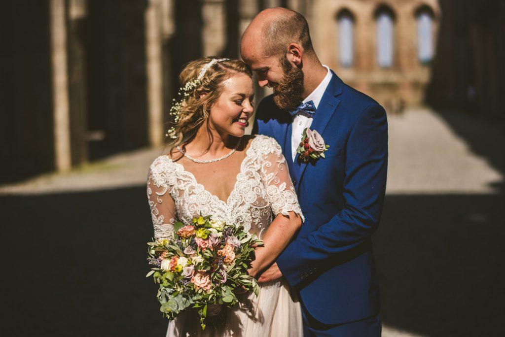 The Scottish Wedding in San Galgano Abbey - Federico Pannacci 54