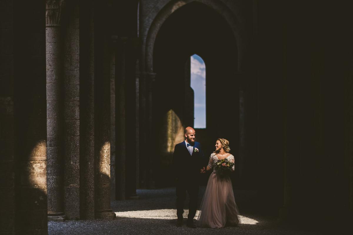The Scottish Wedding in San Galgano Abbey - Federico Pannacci 55