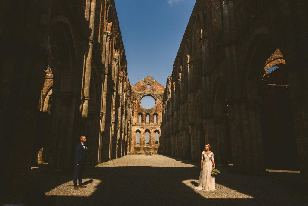 The Scottish Wedding in San Galgano Abbey - Federico Pannacci 57