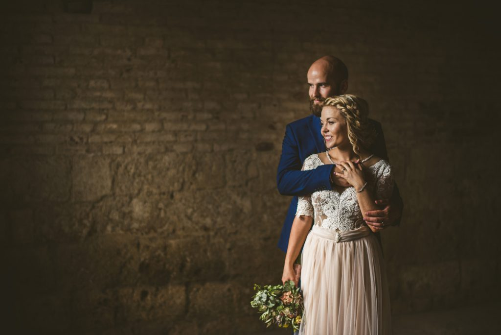The Scottish Wedding in San Galgano Abbey - Federico Pannacci 59