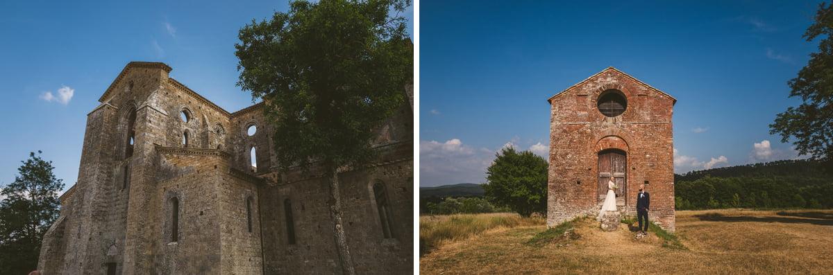 The Scottish Wedding in San Galgano Abbey - Federico Pannacci 64