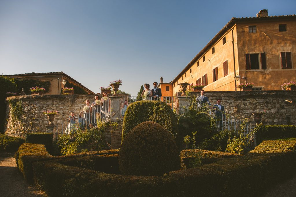 Wedding at Villa Catignano by Federico Pannacci Photography 65