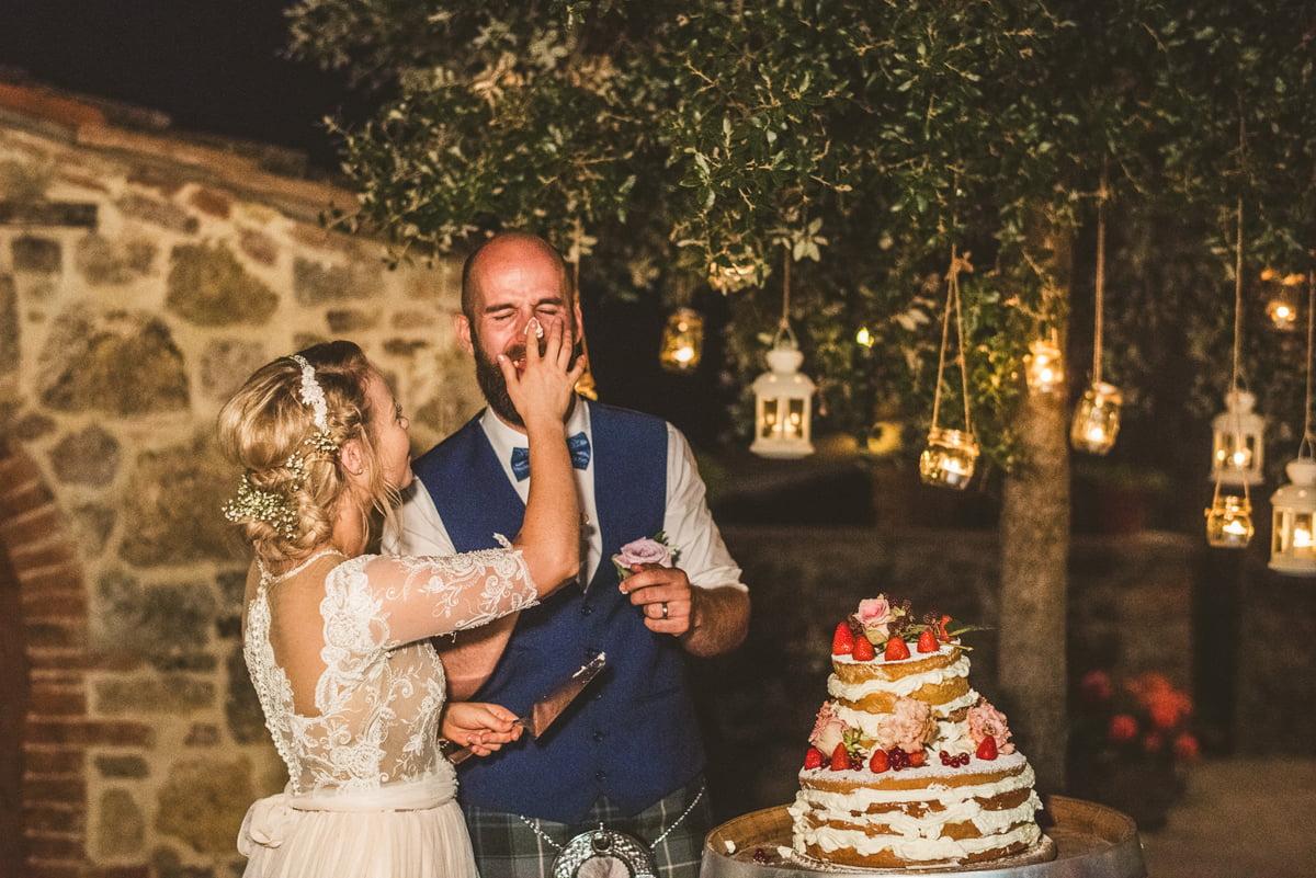 The Scottish Wedding in San Galgano Abbey - Federico Pannacci 84