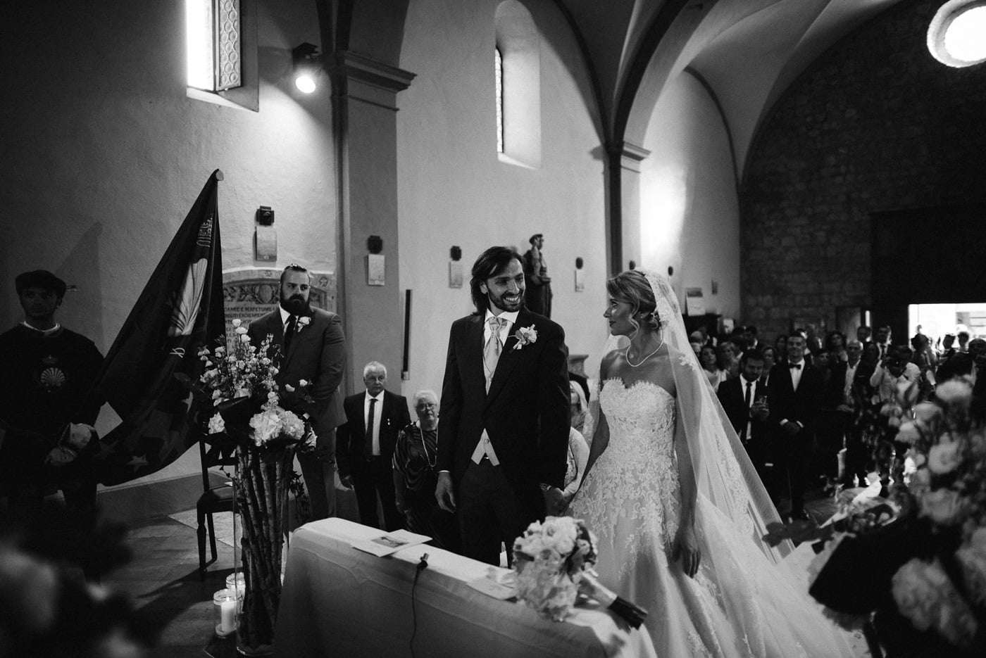 Andrea & Francesca | Wedding at Borgo San Luigi by Federico Pannacci 30