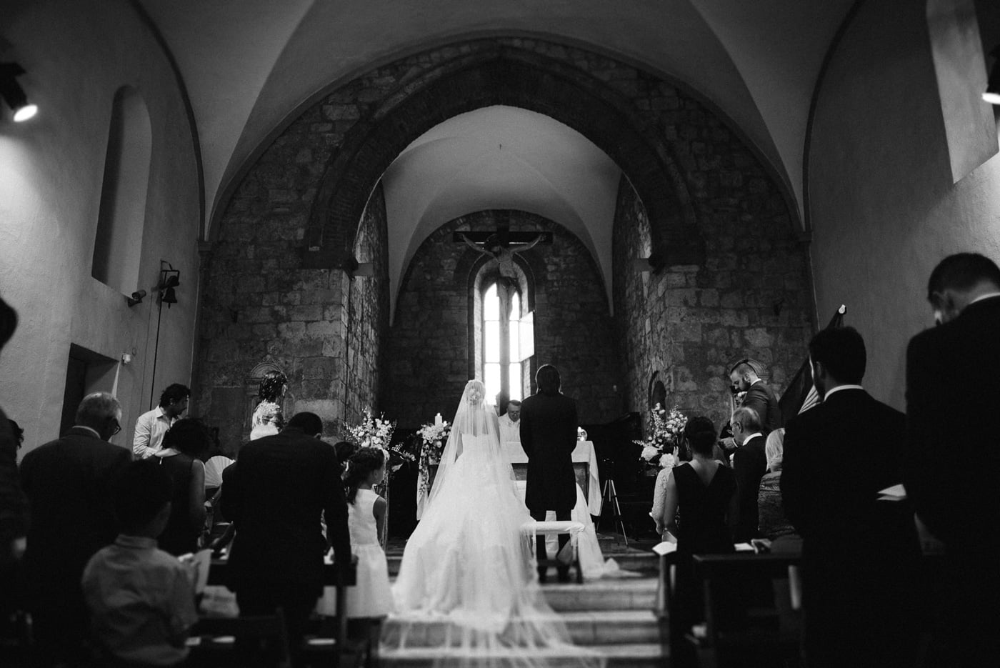 Andrea & Francesca | Wedding at Borgo San Luigi by Federico Pannacci 32