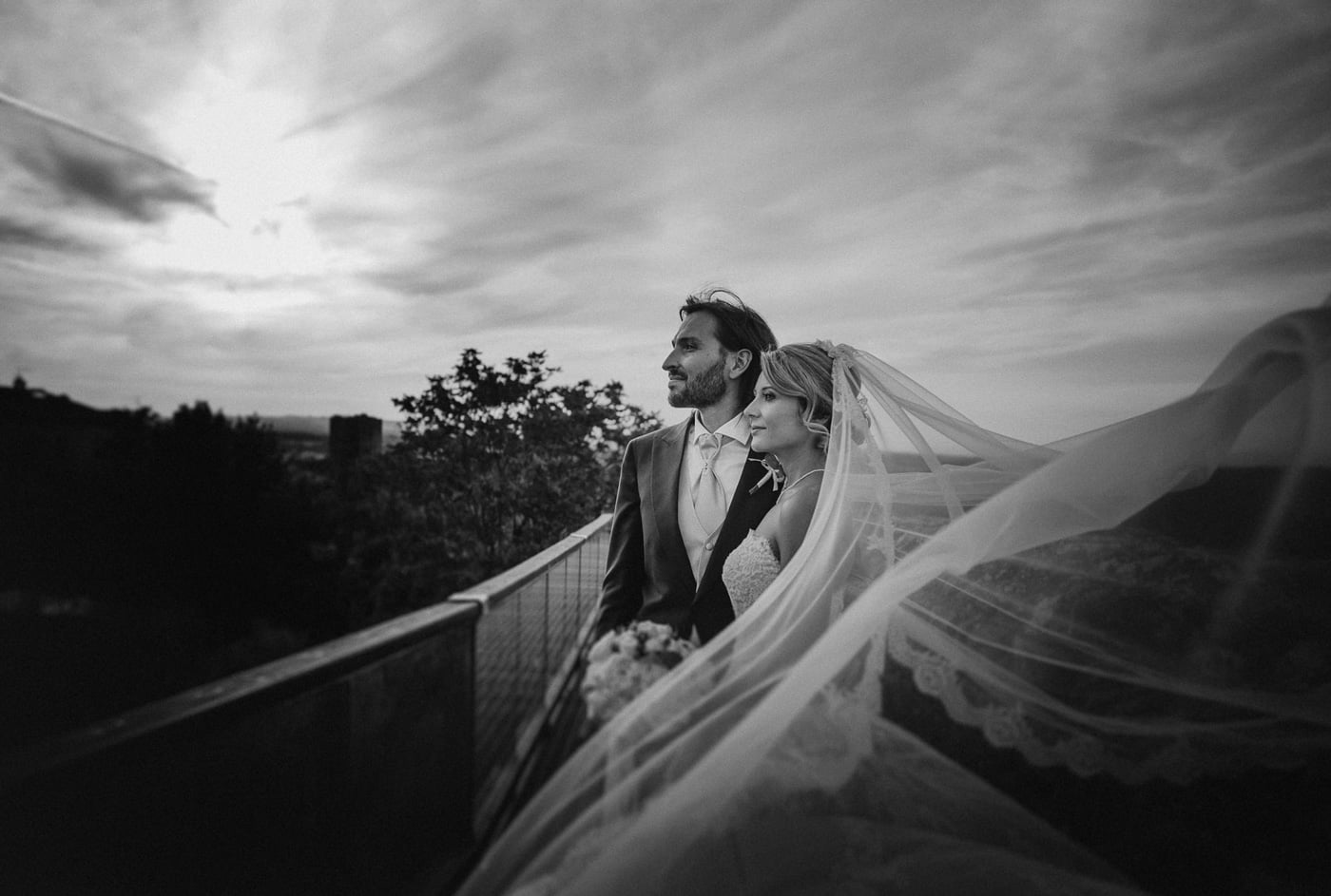 Andrea & Francesca | Wedding at Borgo San Luigi by Federico Pannacci 56
