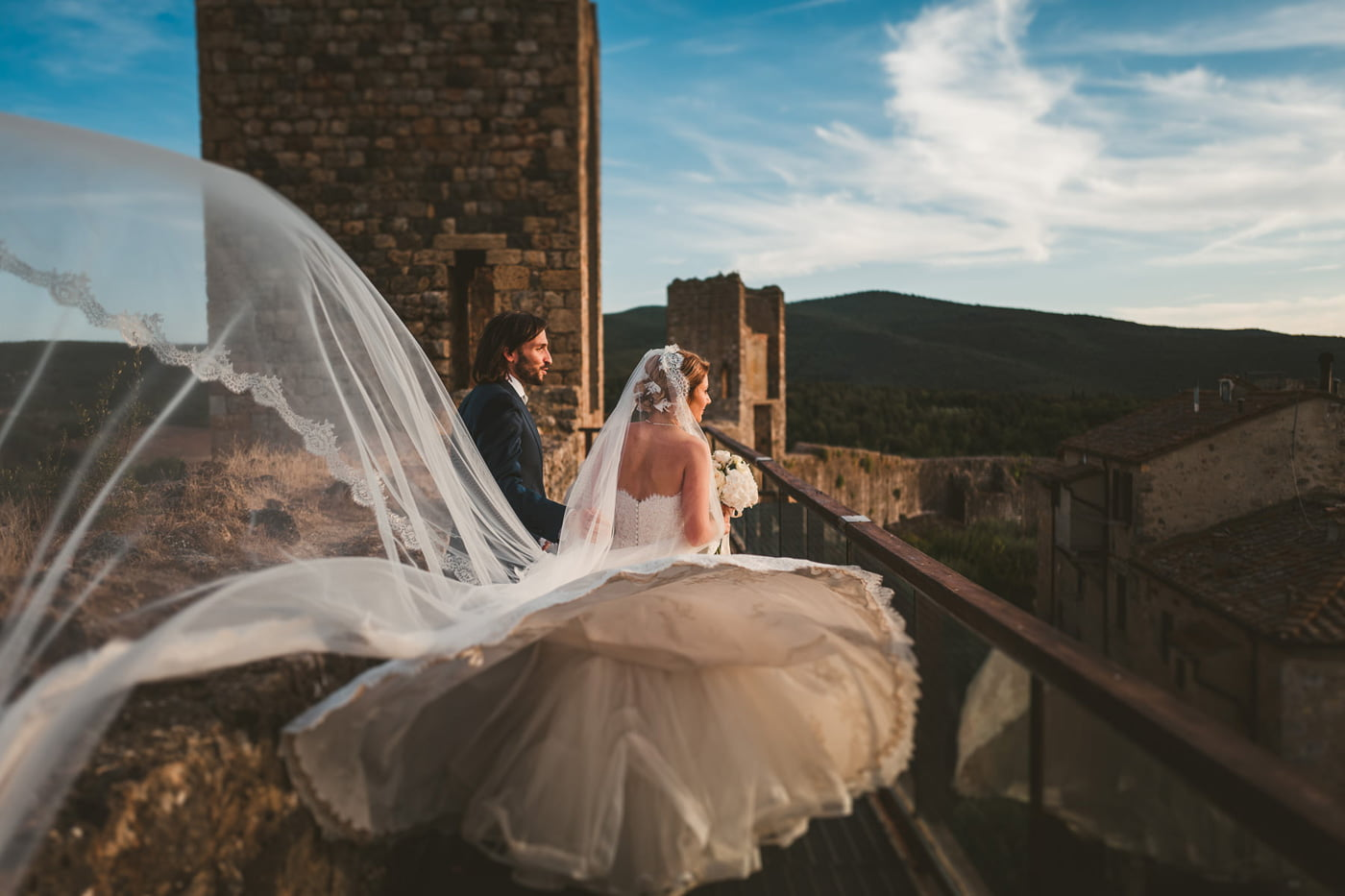 Andrea & Francesca | Wedding at Borgo San Luigi by Federico Pannacci 60