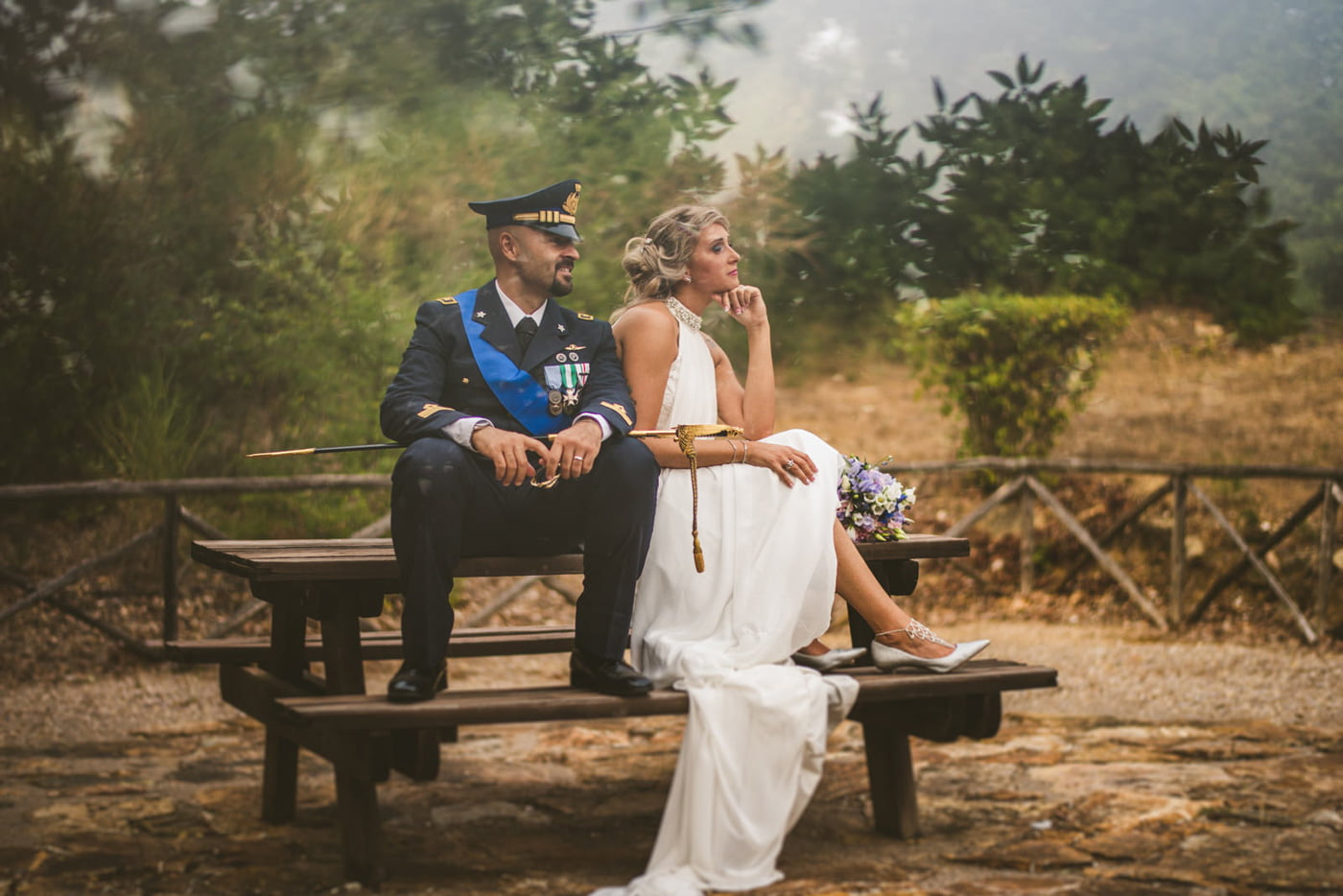 , Wedding at Tenuta Casteani by Federico Pannacci Photography