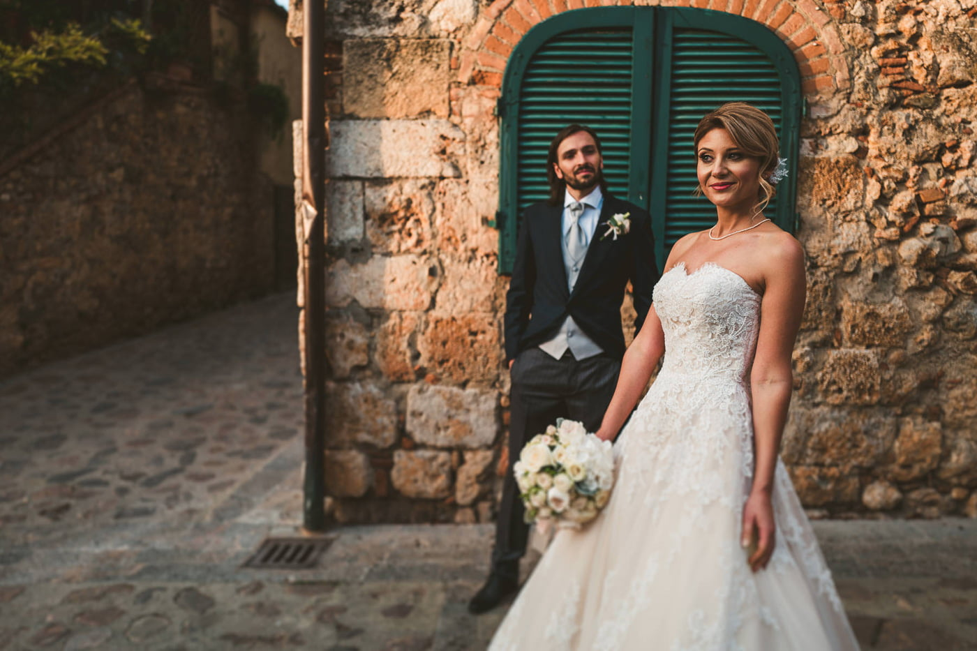 Andrea & Francesca | Wedding at Borgo San Luigi by Federico Pannacci 67
