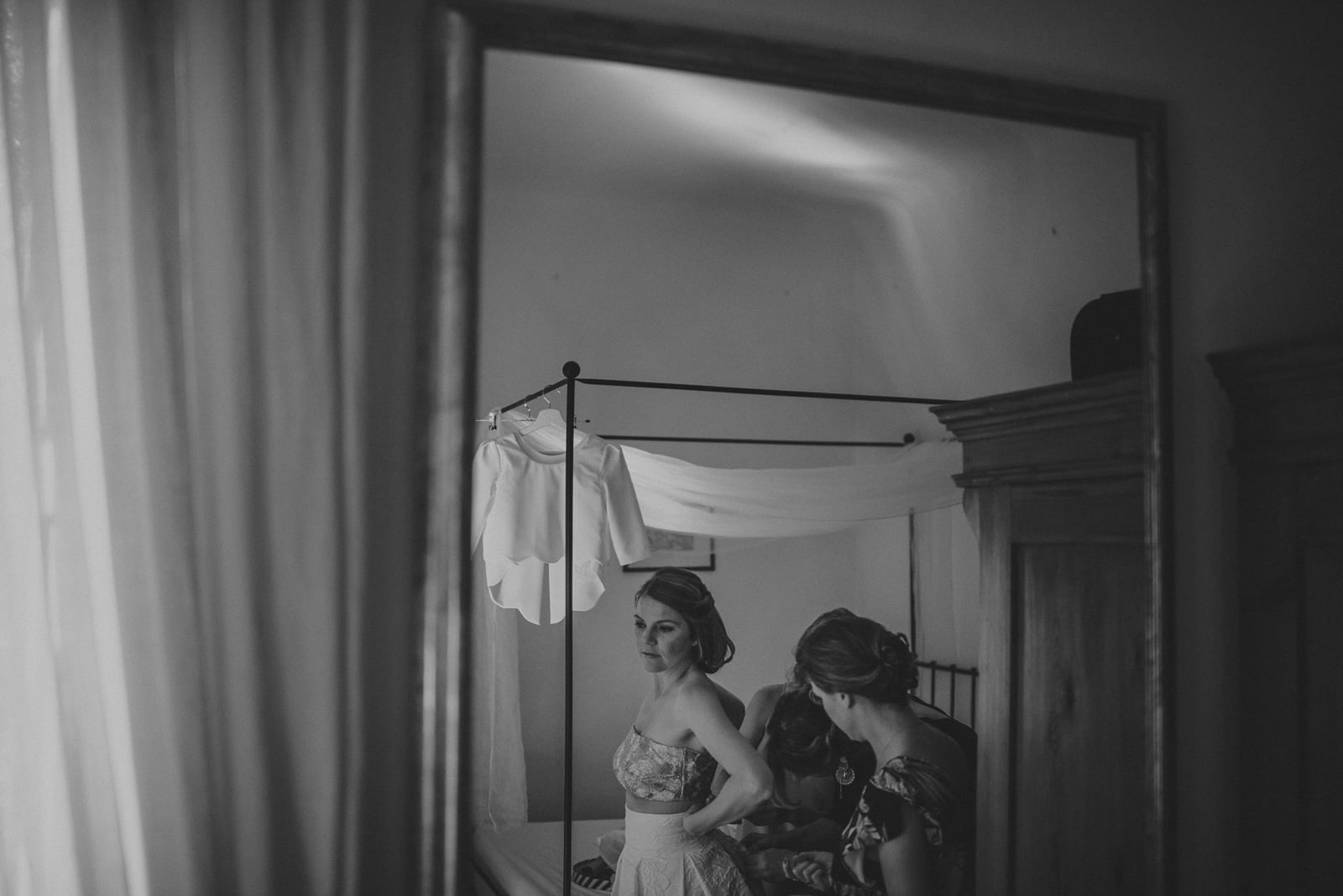 Lovely Wedding in Villa at Rignana by Federico Pannacci Wedding Photographer 20