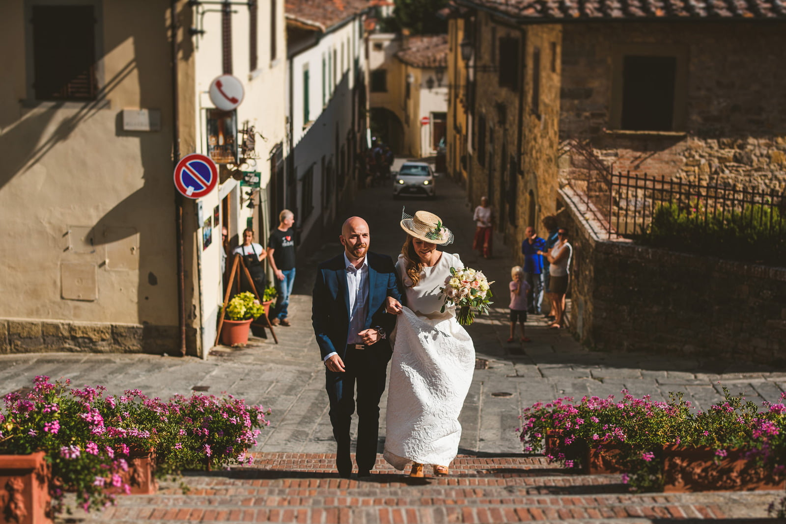 Lovely Wedding in Villa at Rignana by Federico Pannacci Wedding Photographer 27