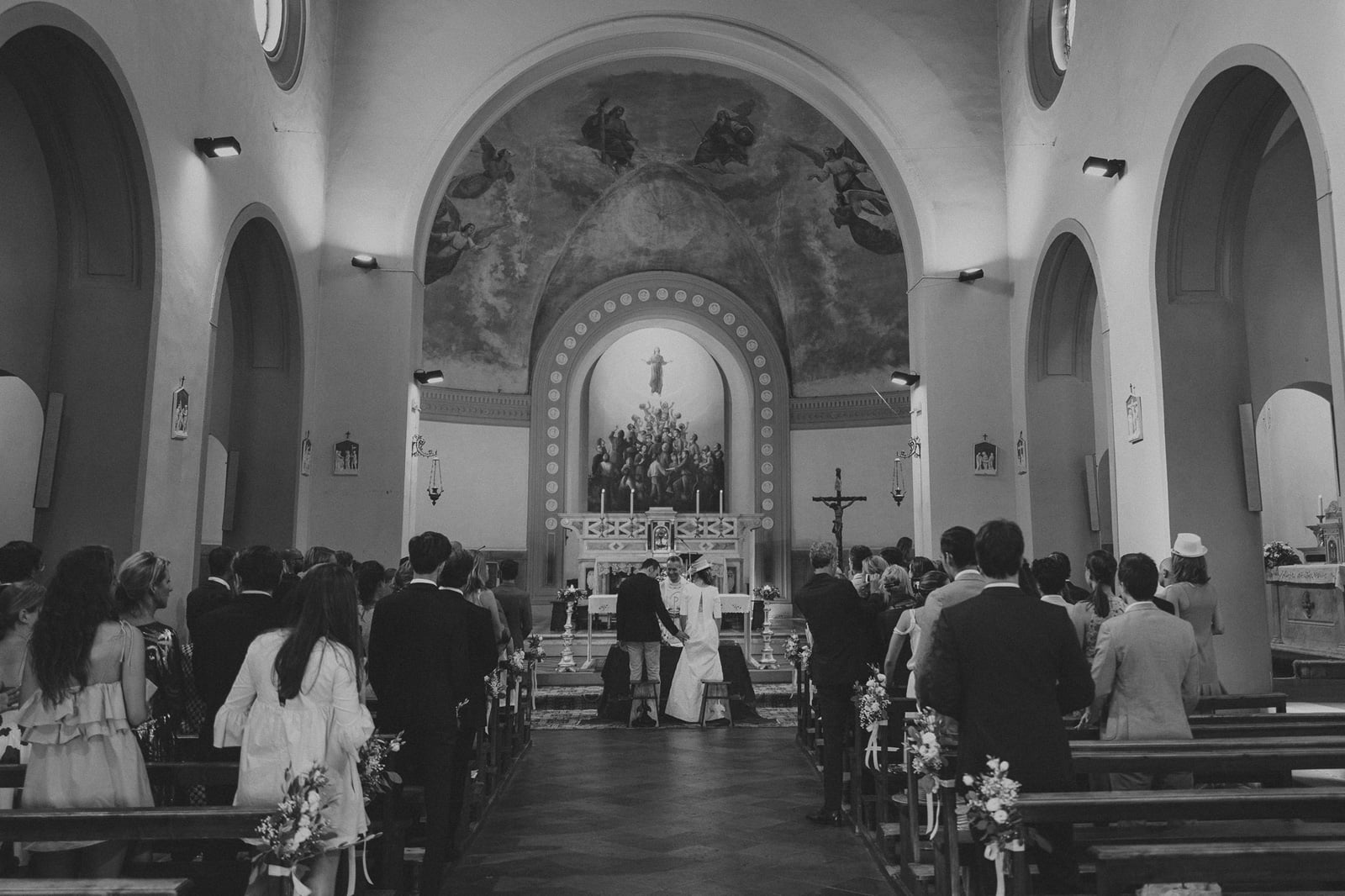 Lovely Wedding in Villa at Rignana by Federico Pannacci Wedding Photographer 32