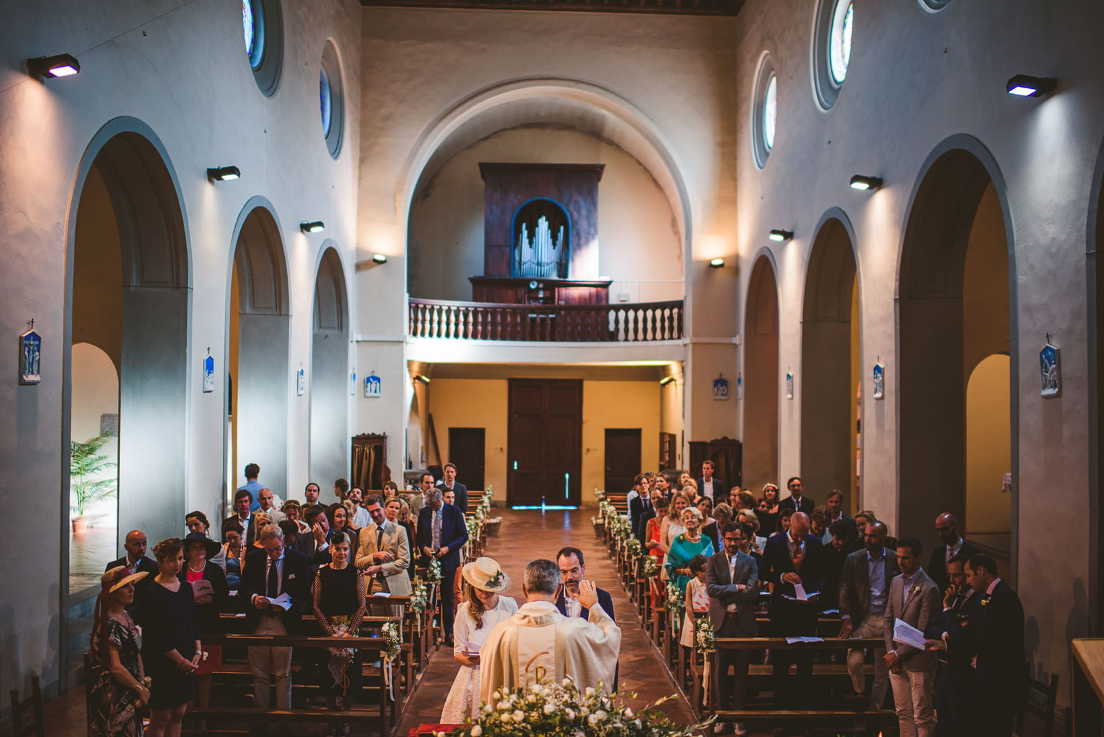Lovely Wedding in Villa at Rignana by Federico Pannacci Wedding Photographer 47