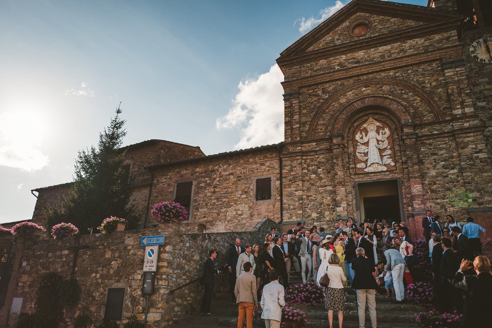 Lovely Wedding in Villa at Rignana by Federico Pannacci Wedding Photographer 58
