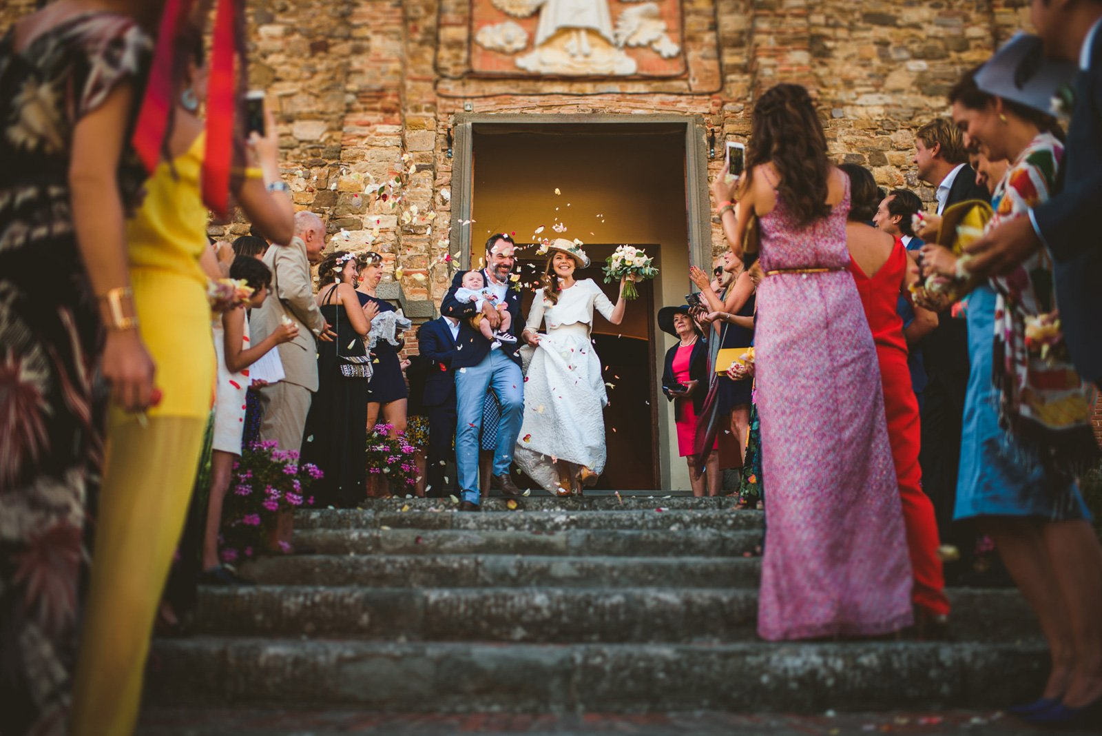 Lovely Wedding in Villa at Rignana by Federico Pannacci Wedding Photographer 60