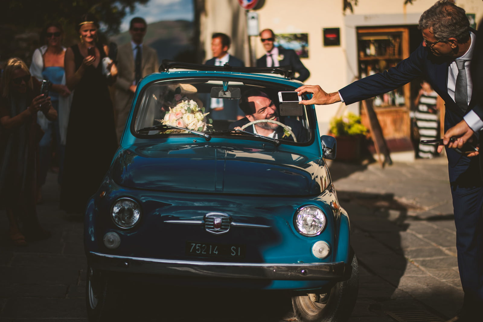Lovely Wedding in Villa at Rignana by Federico Pannacci Wedding Photographer 68