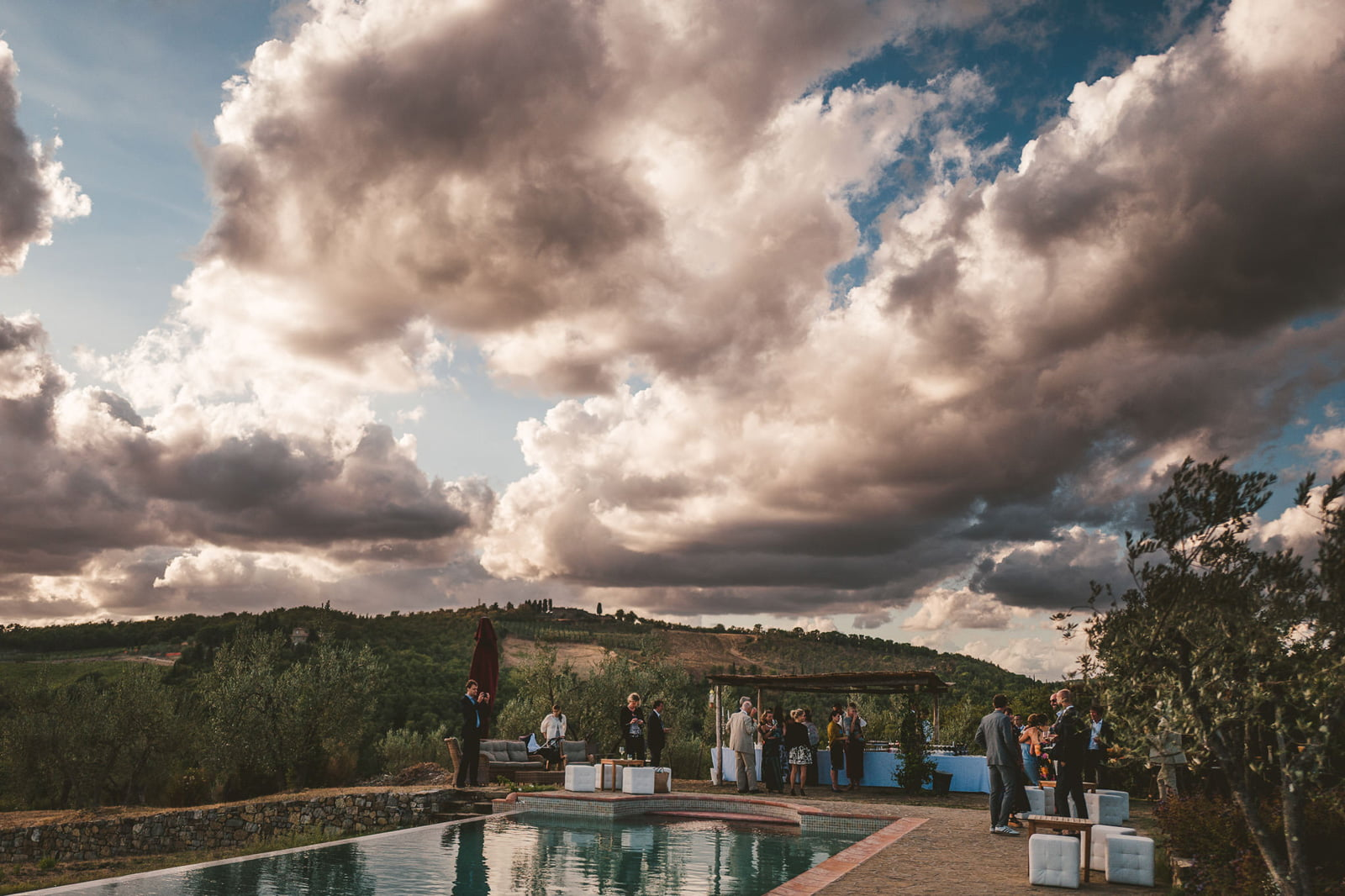 Lovely Wedding in Villa at Rignana by Federico Pannacci Wedding Photographer 70