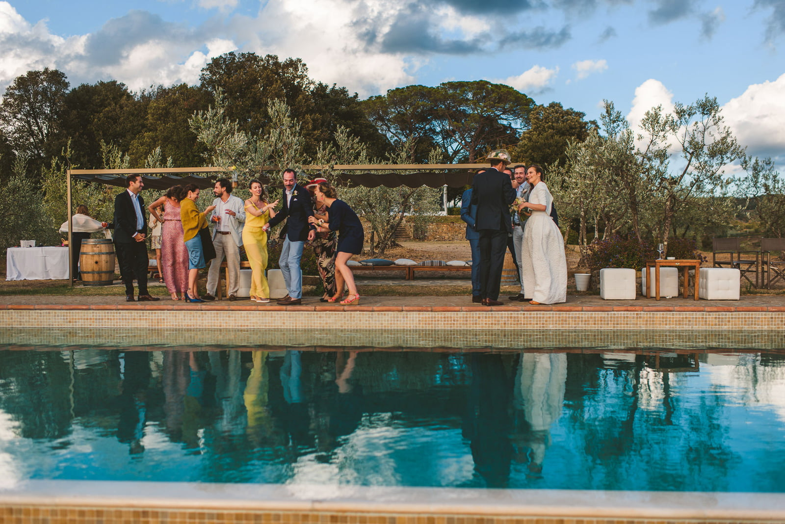 Lovely Wedding in Villa at Rignana by Federico Pannacci Wedding Photographer 79