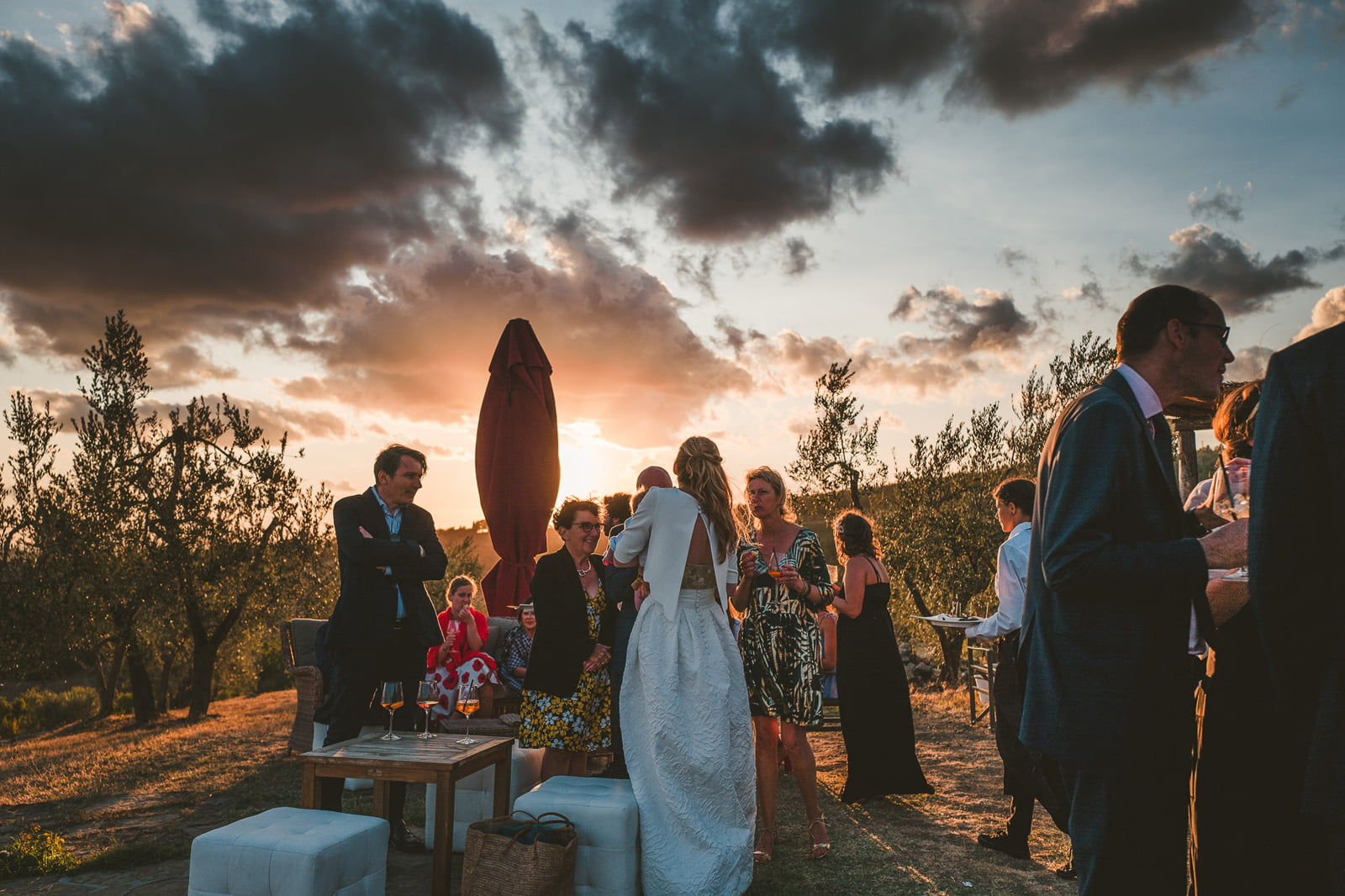 Lovely Wedding in Villa at Rignana by Federico Pannacci Wedding Photographer 82