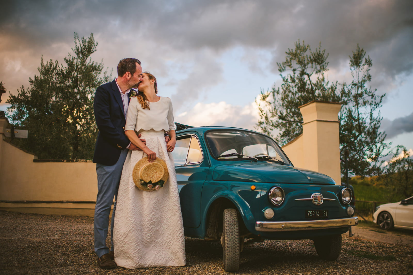 Lovely Wedding in Villa at Rignana by Federico Pannacci Wedding Photographer 87