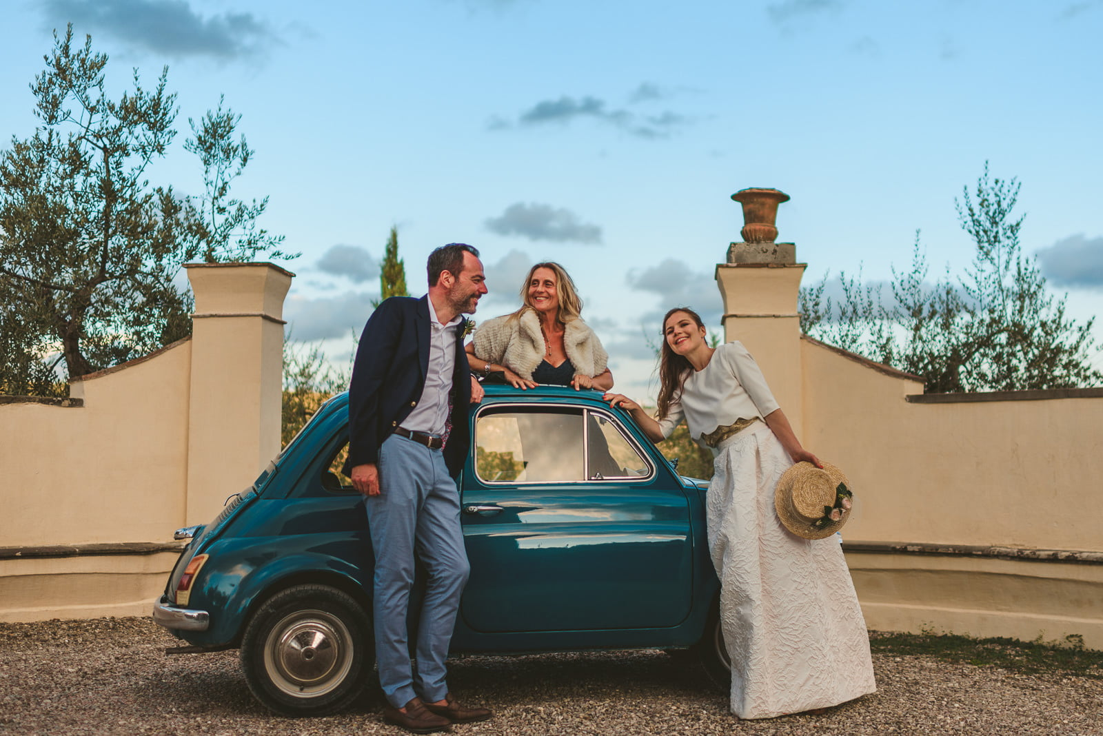 Lovely Wedding in Villa at Rignana by Federico Pannacci Wedding Photographer 121